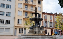 Fontaine Place Olivier